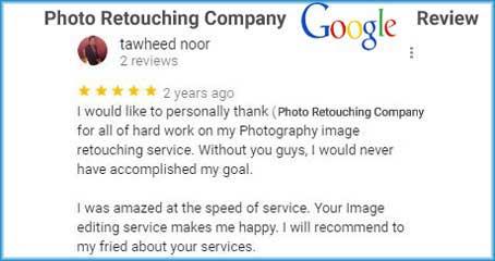 photo retouching company review
