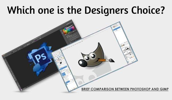 Adobe Photoshop Vs. GIMP