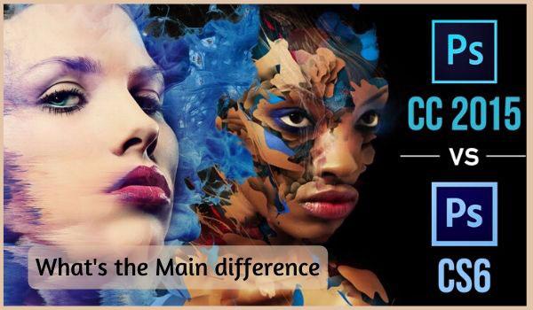 Photoshop CC vs. CS6