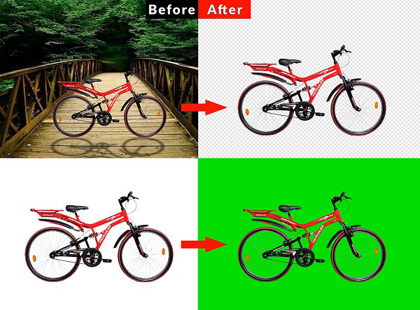 clipping path work